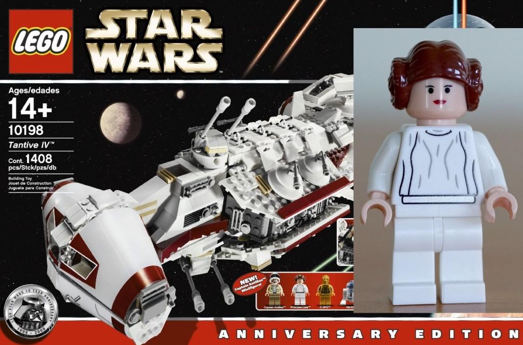 Lego 10198 Lego Star Wars Tantive IV