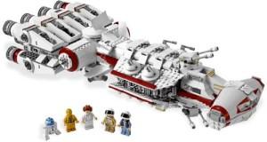 Lego 10198 Lego Star Wars Tantive IV minifigures