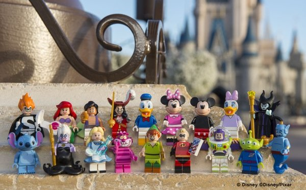 Lego Disney 71012 Minifigures Finally Revealed Official Pictures over on Twitter