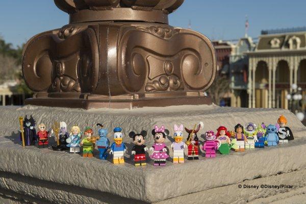 Lego Disney Series Collectible Minifigure Series Final Minifigure Images 2