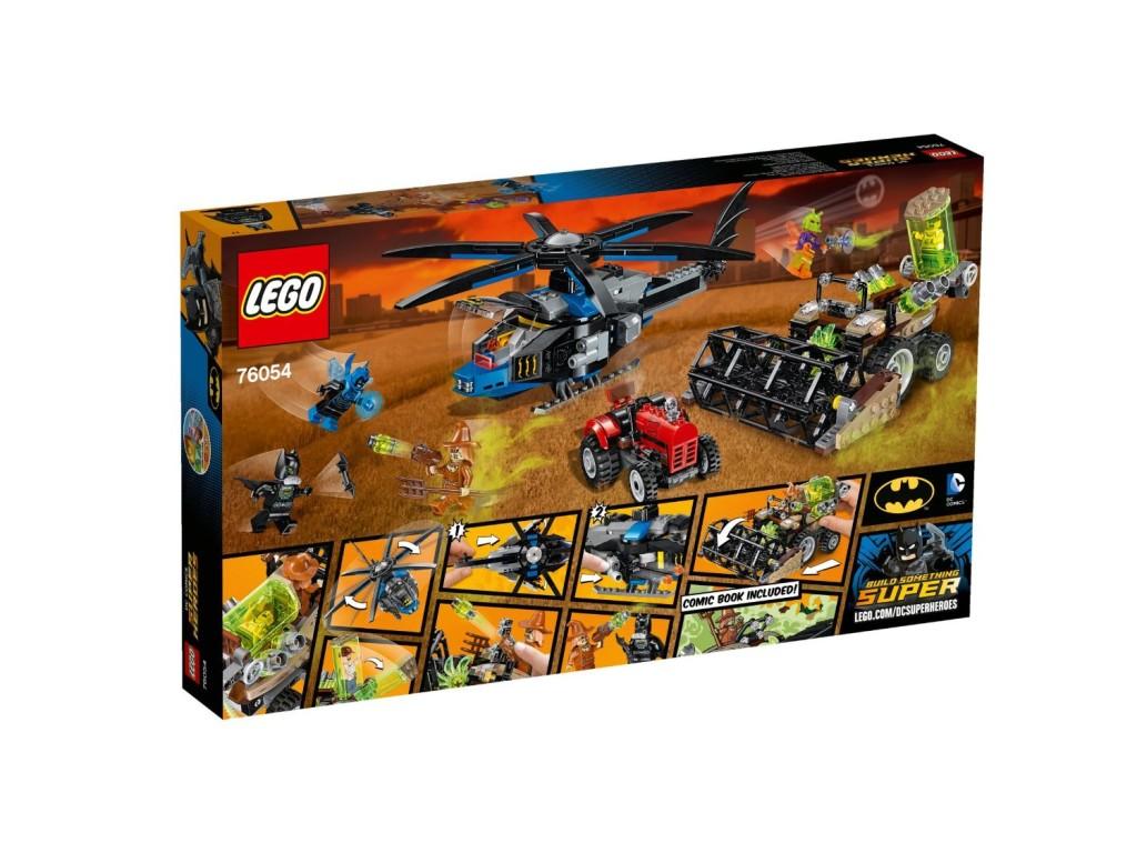 LEGO 76054 - DC Universe Super Heroes, Batman Scarecrows harvest back