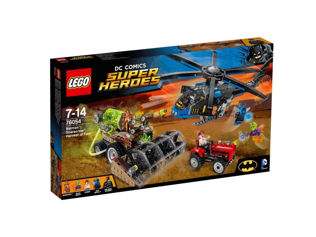 LEGO 76054 - DC Universe Super Heroes, Batman Scarecrows harvest front