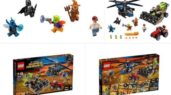 LEGO 76054 – DC Universe Super Heroes, Batman Scarecrows harvest showed up on Amazon