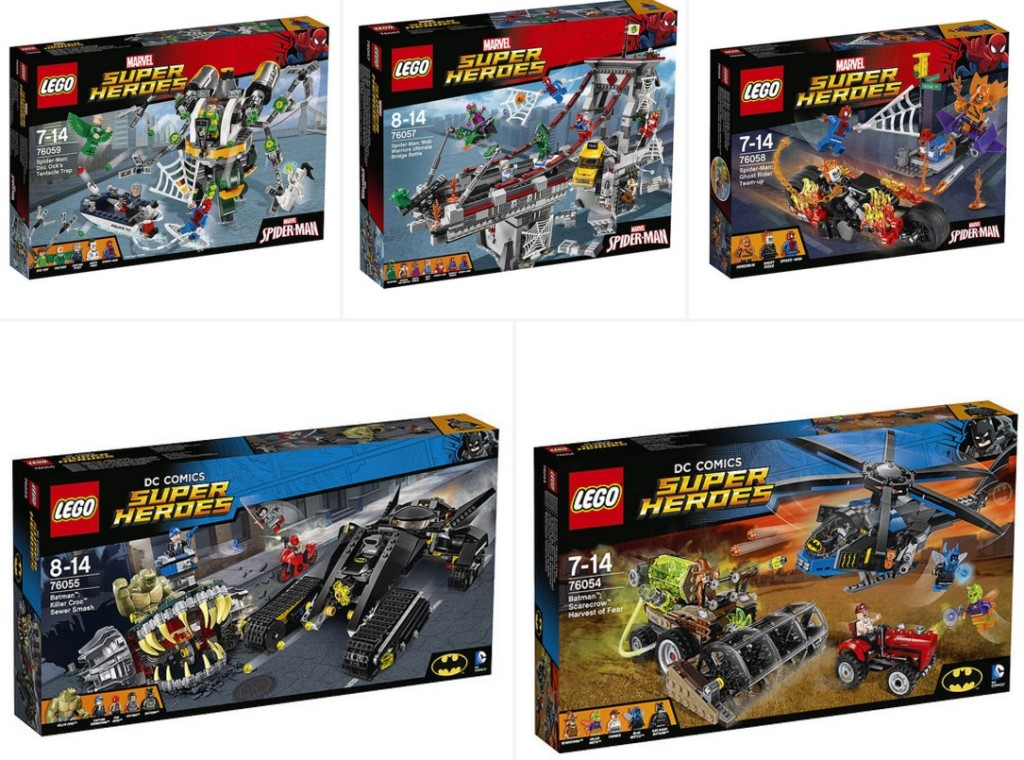 Summer Lego Marvel Sets 2016 Related Keywords - Summer ...