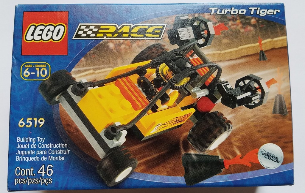 Lego 6519