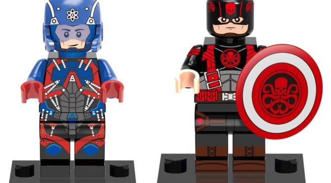 Lego SDCC 2016 Exclusive Minifigures Guessing Game and what they may ...
