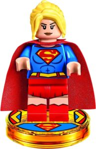 Lego Dimensions Supergirl Exclusive Playstation 4 Starter Pack 71340 Minifigure