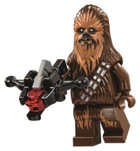 Lego Star Wars 75159 UCS Death Star Minifigure Chewbacca