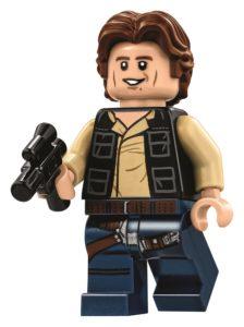 Lego Star Wars 75159 UCS Death Star Minifigure Han Solo