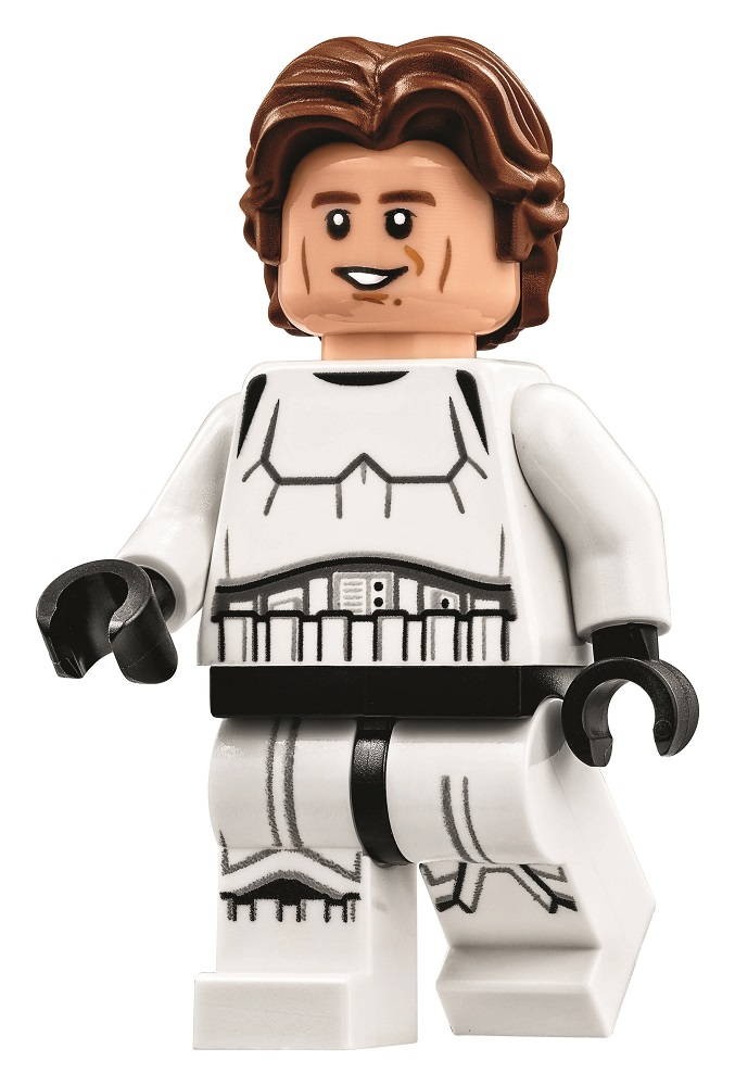 August 2016 minifigure price guide - Vaisseau star wars han solo ...