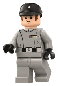 Lego Star Wars 75159 UCS Death Star Minifigure Imperial Officer