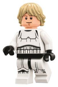 Lego Star Wars 75159 UCS Death Star Minifigure Luke Disguise