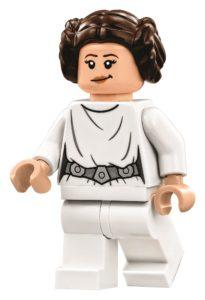 Lego Star Wars 75159 UCS Death Star Minifigure Princess Leia