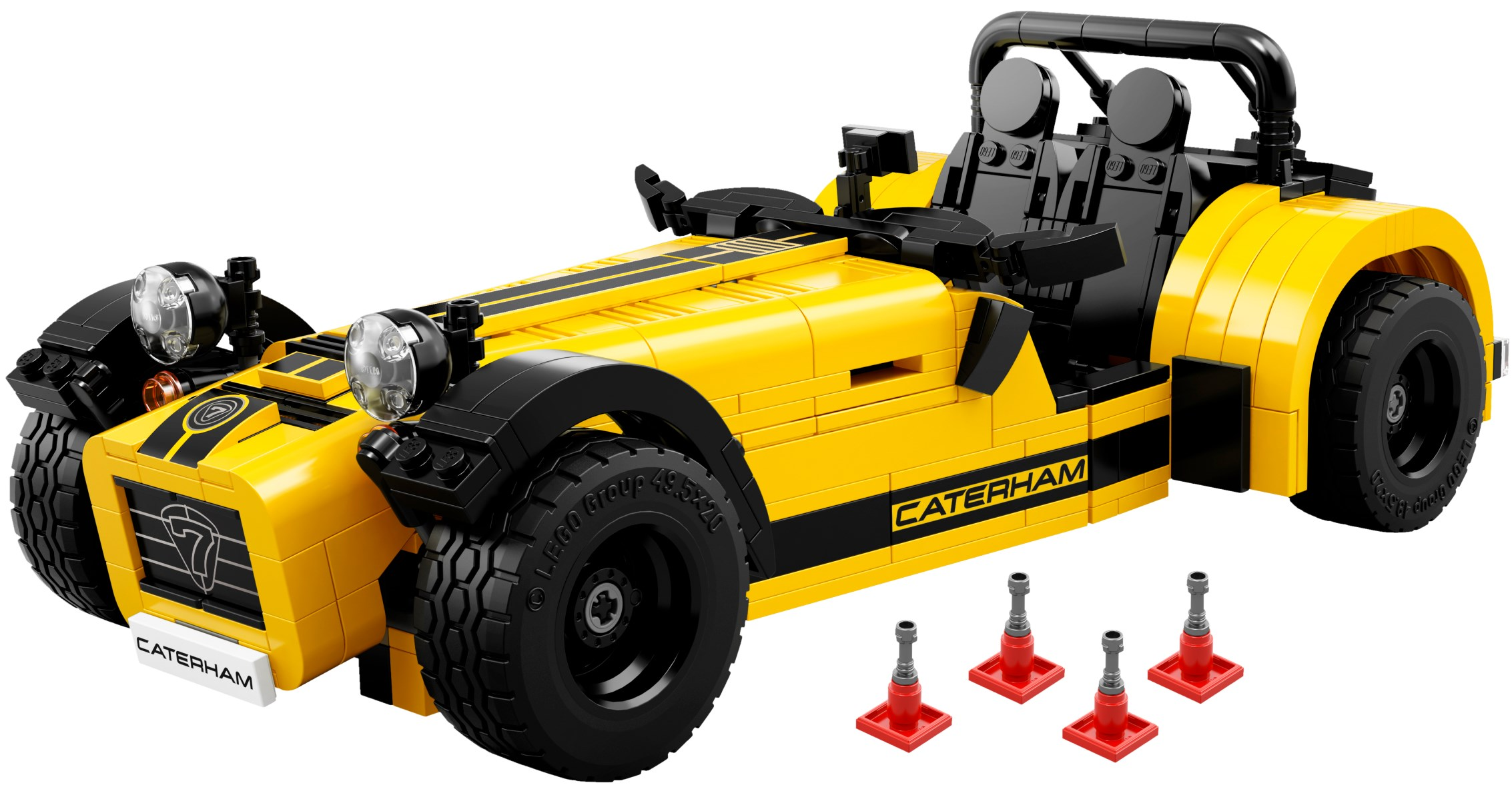 lego 21307 ideas caterham super seven 620r official hi res photos on swiss site minifigure. Black Bedroom Furniture Sets. Home Design Ideas