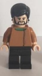 Lego Beatles Minifigures from Yelow Submarine Set - George Harrison
