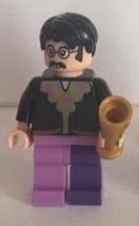 Lego Beatles Minifigures from Yelow Submarine Set - John Lennon Minifigure