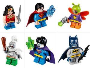 Lego DC Mighty Micros 2017 Minifigures