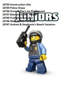Lego Juniors 2017