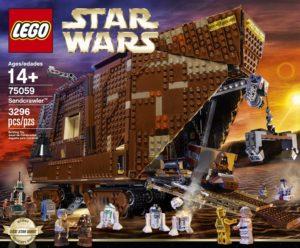 Lego 75059 UCS Sandcrawler