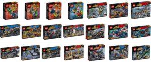 Lego Marvel and DC Super Hero Sets on Sale