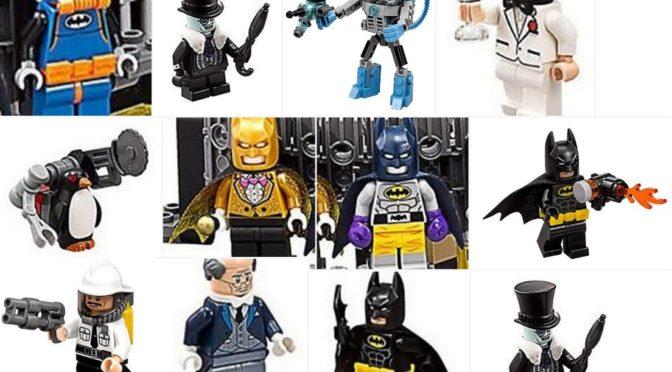 Lego Batman Movie Sets and minifigures revealed – Purple Boxing ...