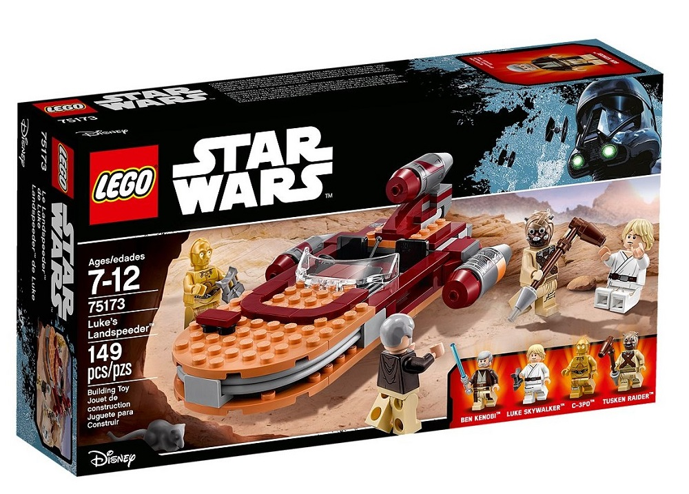 Star Wars Lego Toys : Lego star wars and official images are