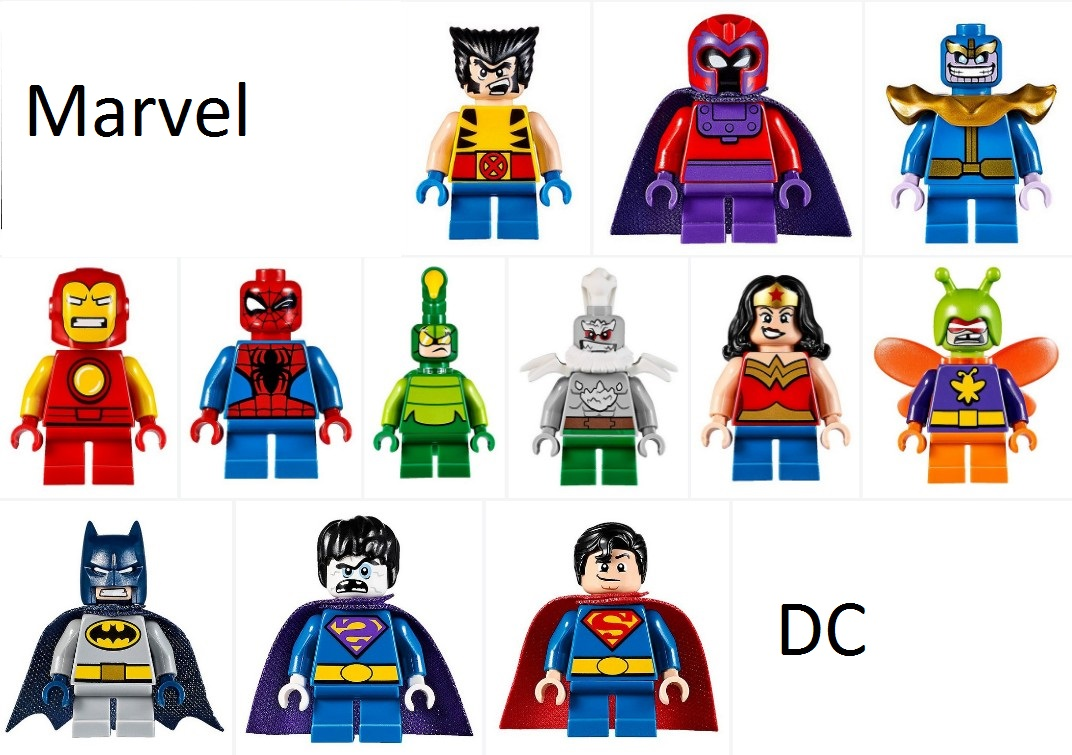 Marvel Figures Price Guide 109