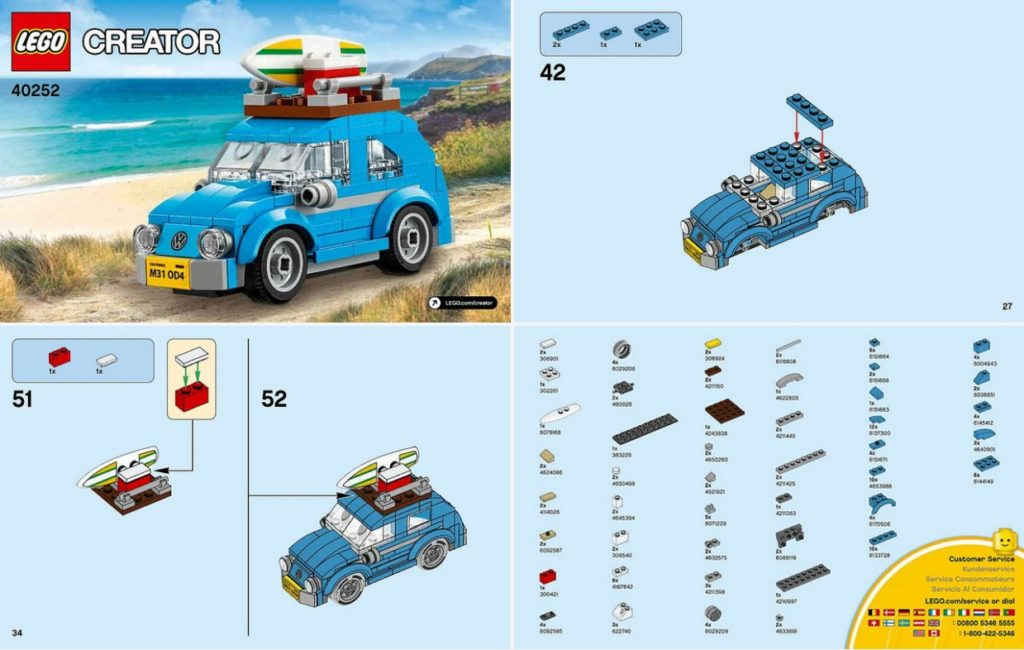 Lego Minifigure Price Guide Page 38