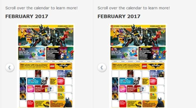 February 2017 Calendar is now Posted on the Lego Site | Minifigure ...