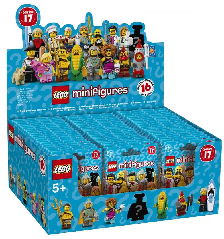 Lego Collectible Minifigures Serie Reihe 17 Nr 8 Figur Roman Gladiator 71018