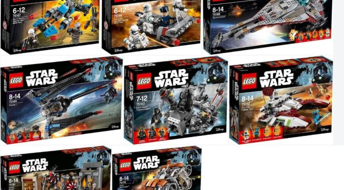 New Lego Star Wars Sets and Figures also showed up on Siqel.com as ...