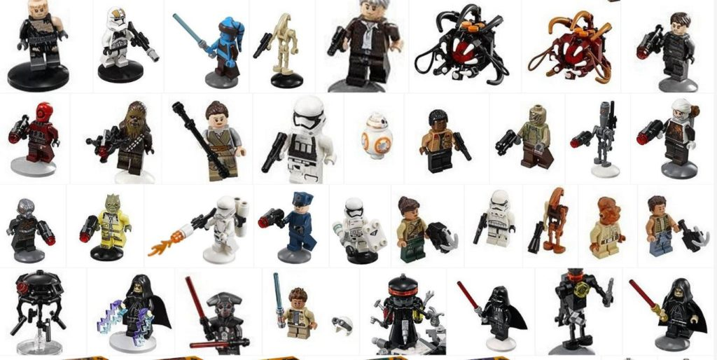 March | 2017 | Minifigure Price Guide