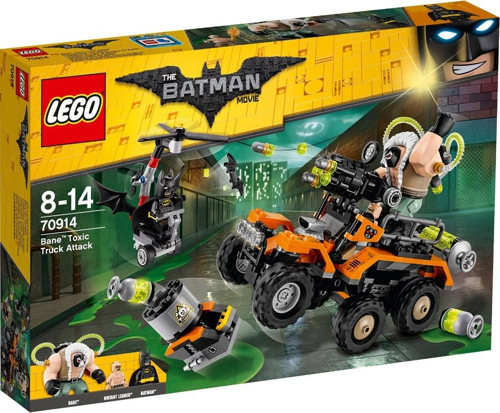 wave ii of the lego batman movie sets official box art images surfaced minifigure price guide. Black Bedroom Furniture Sets. Home Design Ideas