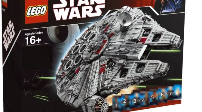 More Rumors of the Lego Star Wars 40th Anniversary UCS Millennium ...