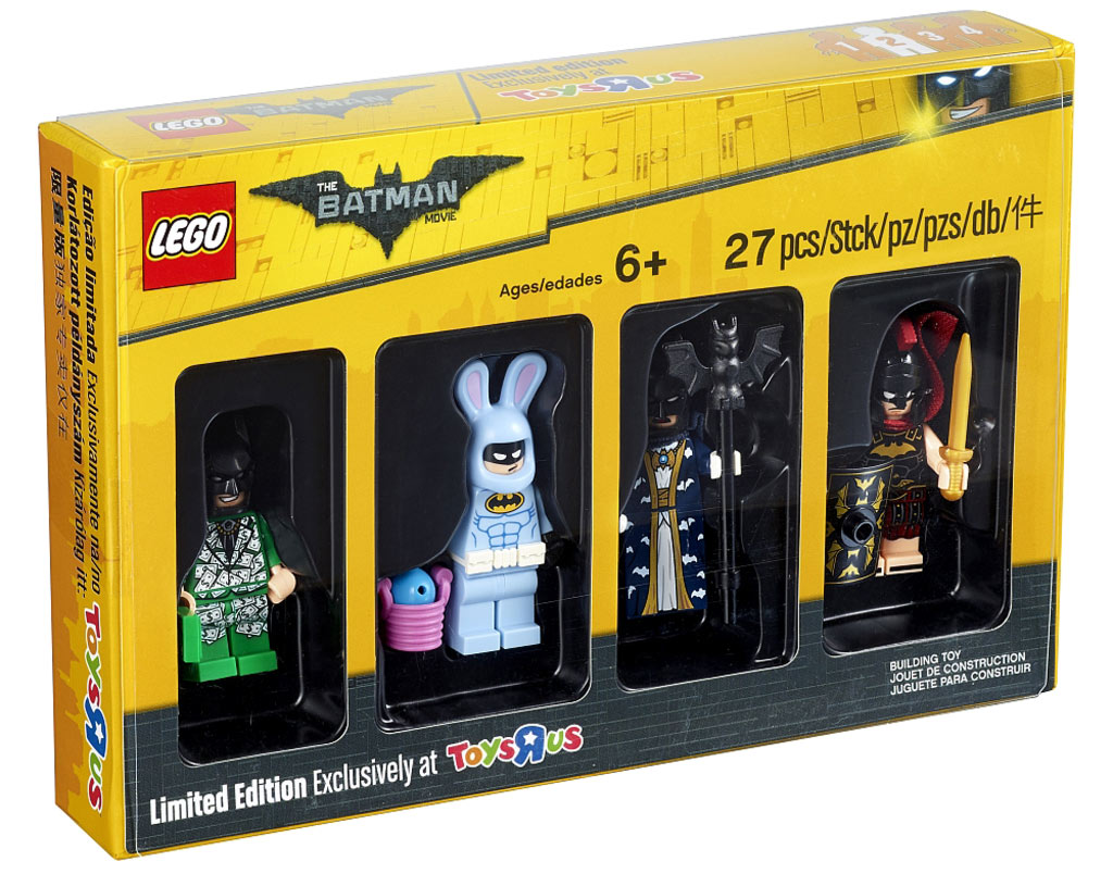 Toy R Us Toy Herobrine : Finally easter bunny batman but for halloween