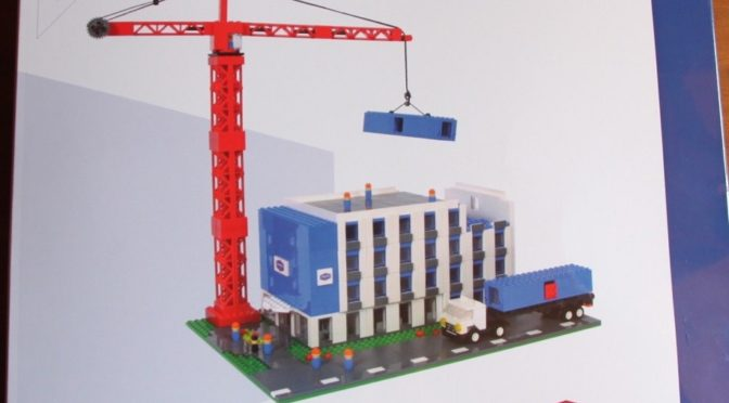 LEGO Certified Professional Hilton Hampton Hotel by Amazings
