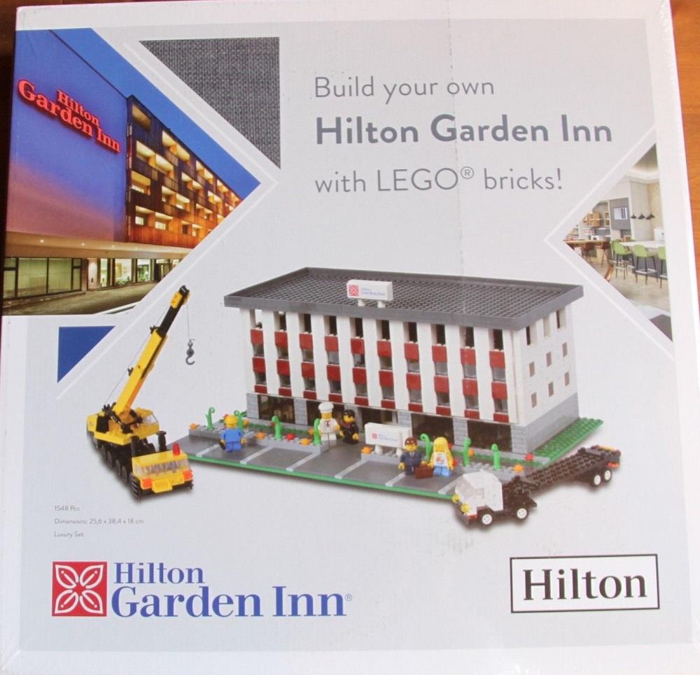 Lego Certified Professional Hilton Garden Inn By Amazings