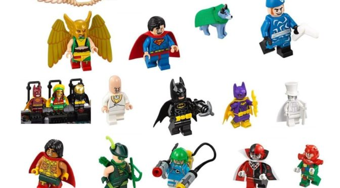 I believe that this is the rest of the new Lego Batman Movie FIgures 70918 70919 70920 70921 70923