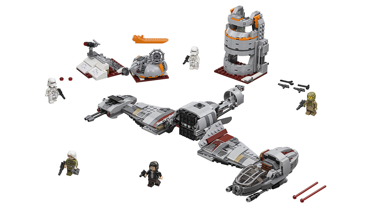 Lego star wars minifigure official images have arrived for - Lego star warse ...