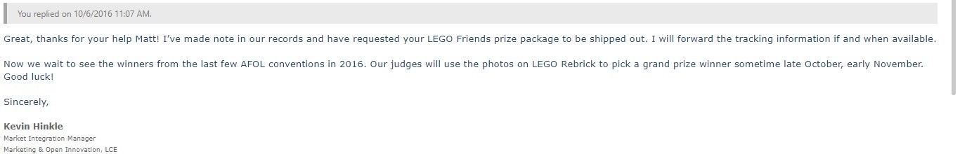 Lego Mr Rebrick Minifigure Contest Winner - Minifigure Price