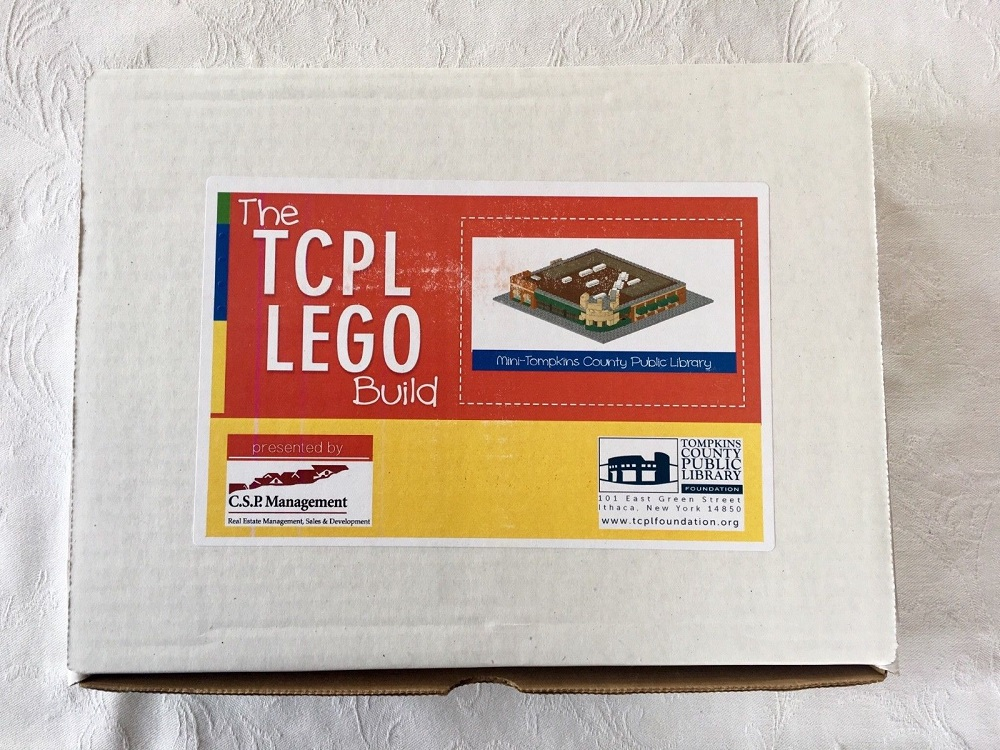Lego certified professional Tompkins County Public Library by Bright ...
