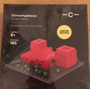 510b57f467c1 Lego Certified Professional Belgium Brugge Concert Hall by Dirk from ...