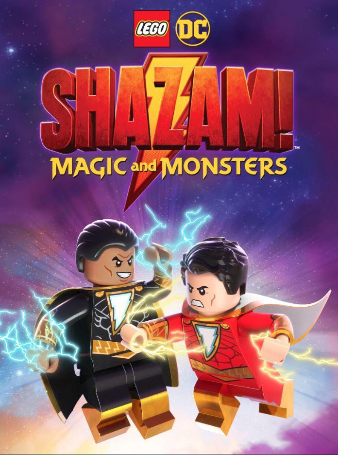 DC Comics Shazam Magic Lego Compatible Model MiniFigure UK Stock